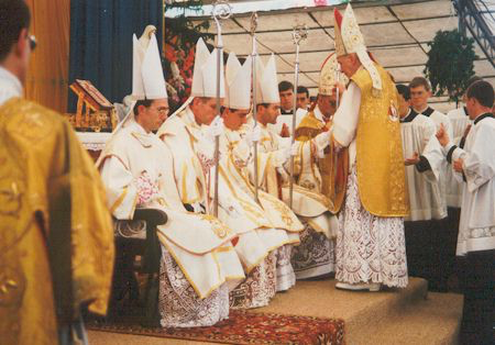 30 Years since the SSPX Episcopal Consecrations of Abp  Marcel
